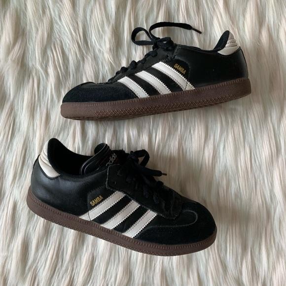 05ceb600f6b14 adidas Shoes   Samba Classic Youth 6womens 7   Poshmark